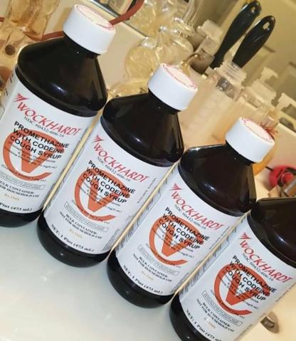 Buy Wockhardt Cough Syrup 16 OZ