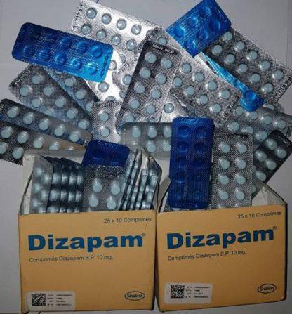 Buy Diazepam Shalina 10mg