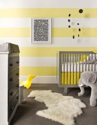 Gray and Yellow Nursery: Get the Look | buymodernbaby
