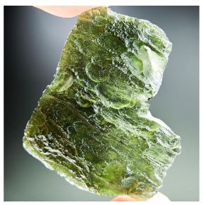 Big Angel Chime Moldavite 14.79 grams