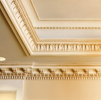 Crown Molding Designs and Ideas, Panel Molding Ideas ...