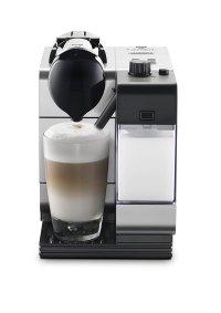 DeLonghi Silver Lattissima Plus Nespresso Capsule System ...