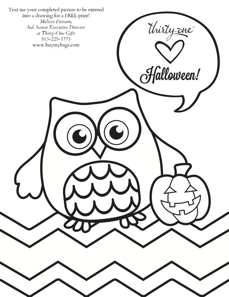 Use Coloring Sheets for Your Direct Sales Business