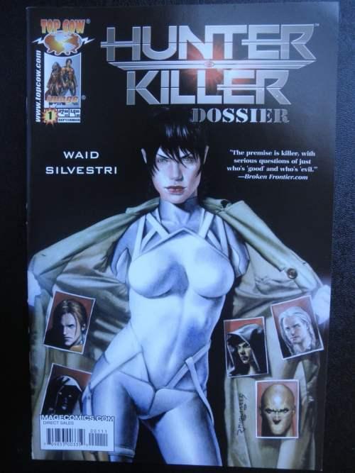 Hunter Killer Dossier