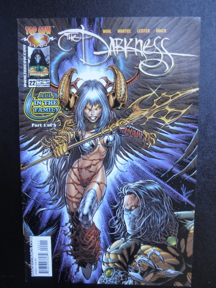 The Darkness #22
