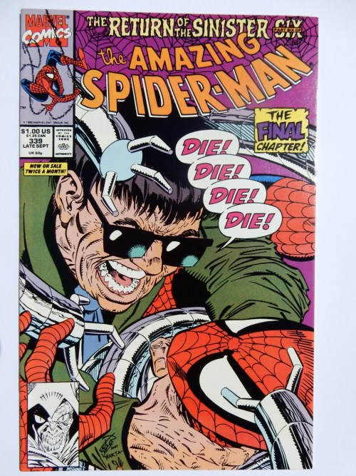 Amazing Spider-Man #339