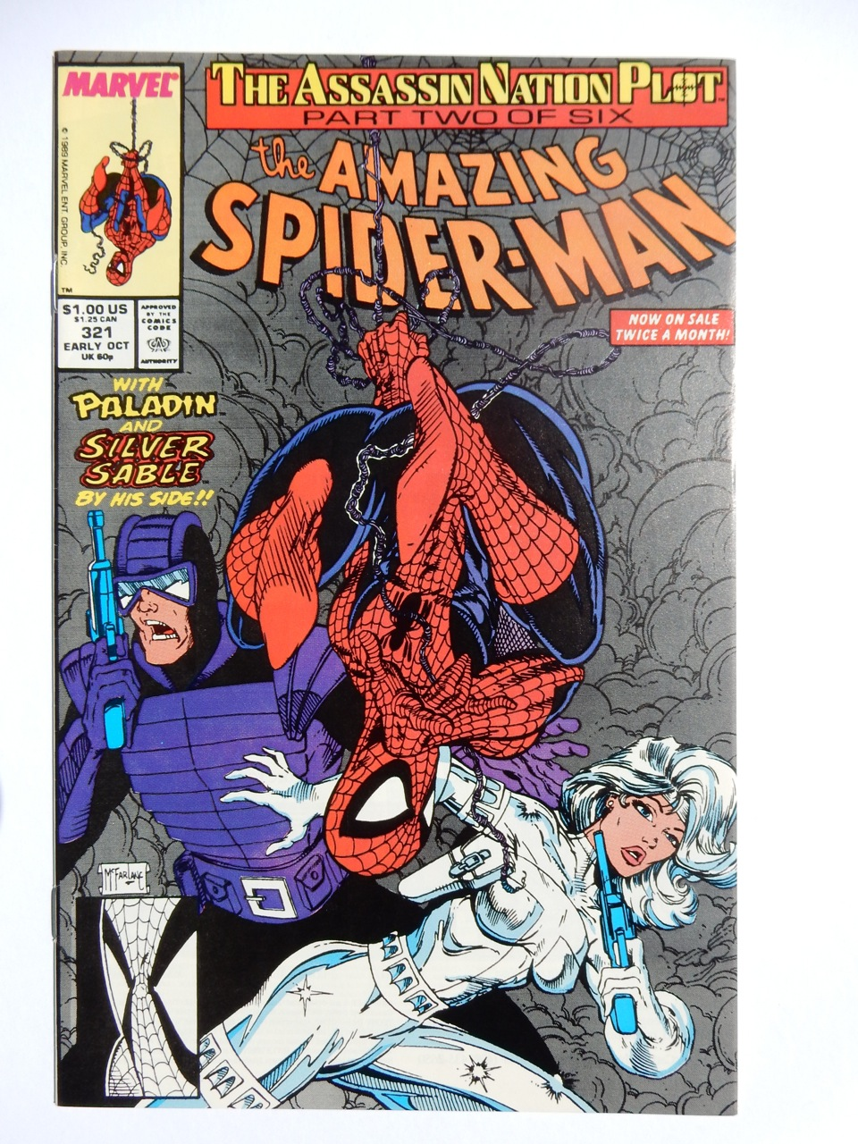 Amazing Spider-Man #321