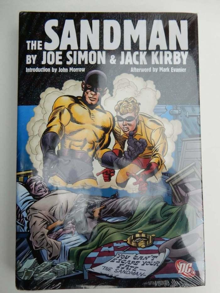 Sandman by Joe Simon and Jack Kirby
