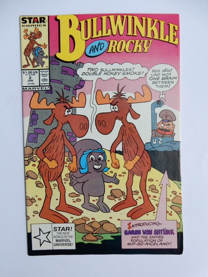 Bullwinkle and Rocky #2