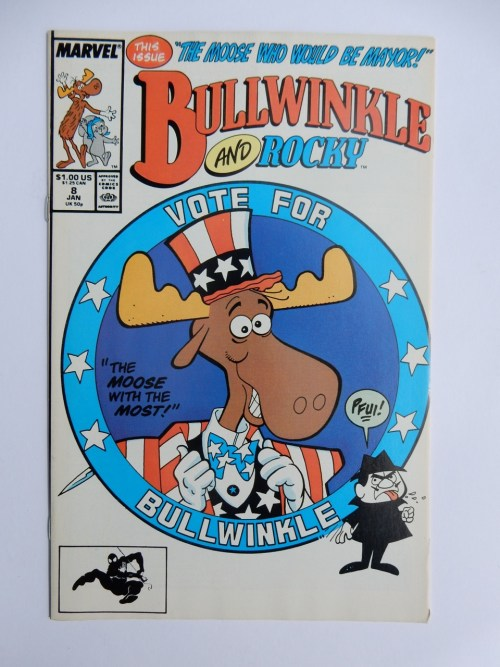 Bullwinkle and Rocky #8