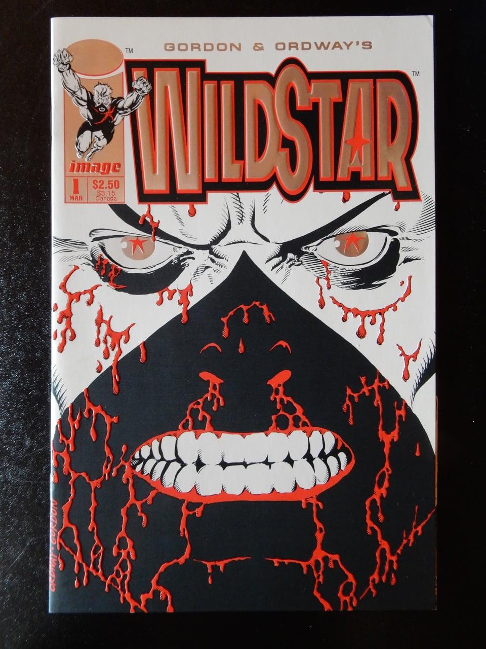 Wildstar: Sky Zero #1 Discount Comic Book