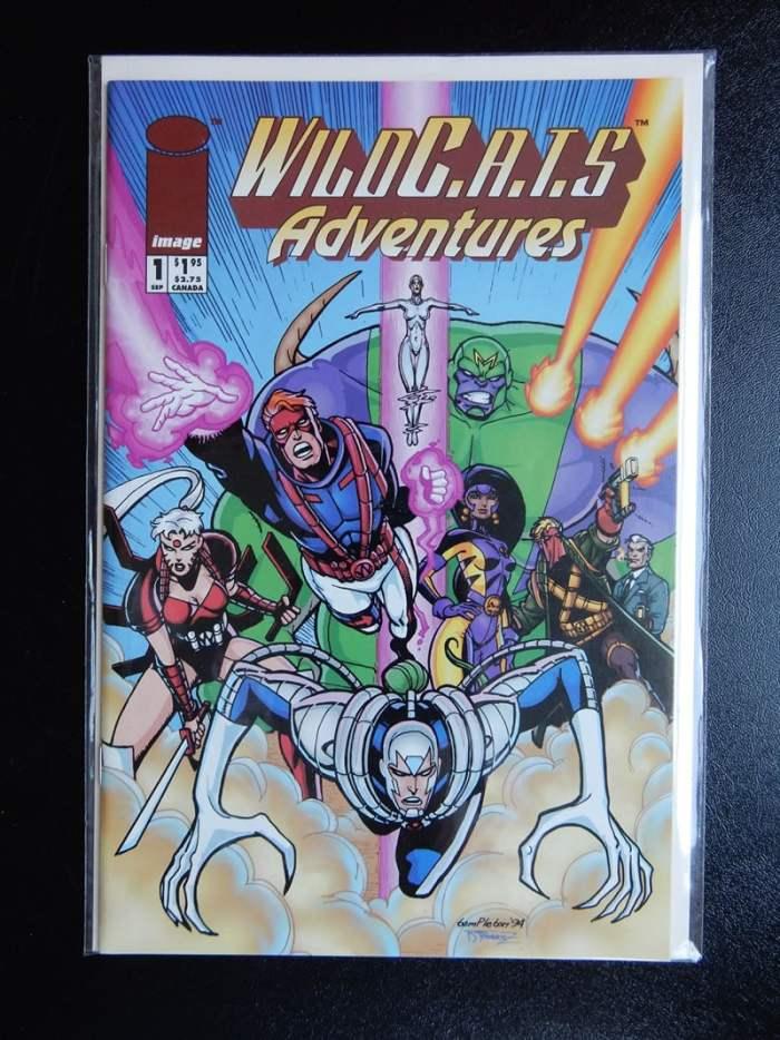 WildC.A.T.S. Adventures - Kids version of WildC.A.T.S.