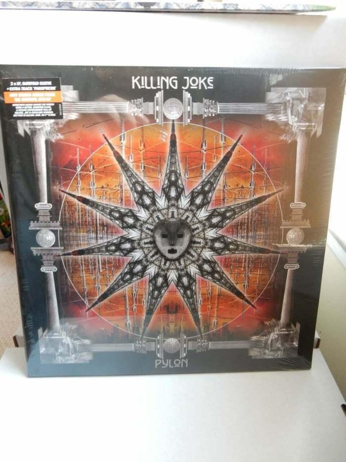 Killing Joke – Pylon 2XLP Gatefold Vinyl
