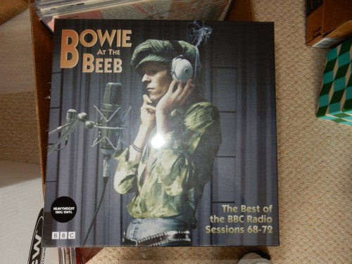 David Bowie - Bowie at the Beeb: Best of the BBC Radio Sessions Vinyl Box Set