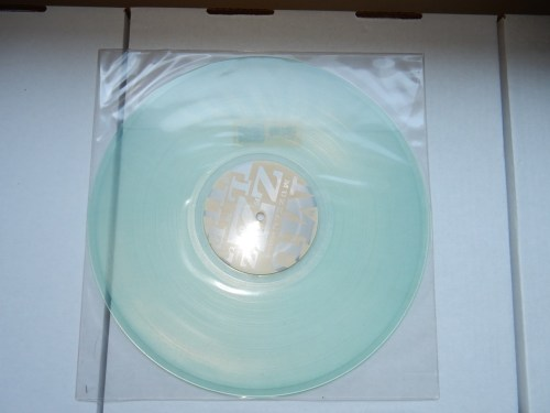 "Muzzle ""Bettie Pickup"" Clear Colored Vinyl LP 1996"