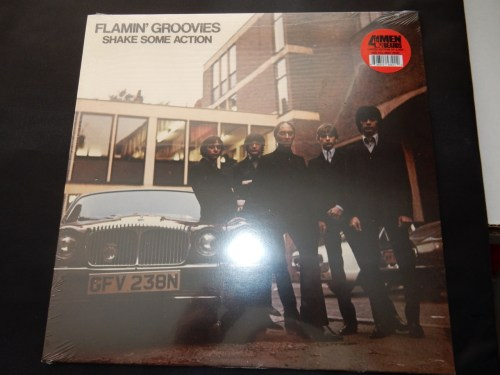 "Flamin Groovies ""Shake Some Action"" Colored Vinyl"
