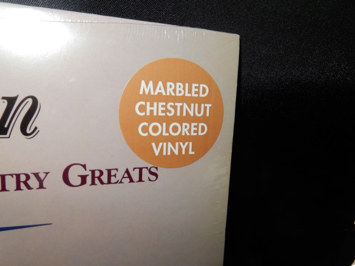 "Ween ""12 Golden Country Greats"" Colored Vinyl LP Reissue"