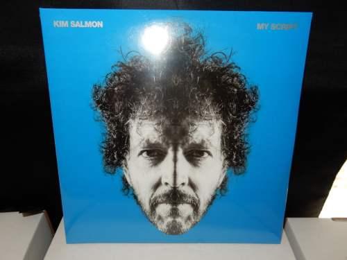 "Kim Salmon ""My Script"" 2XLP Vinyl Ltd Ed Import"