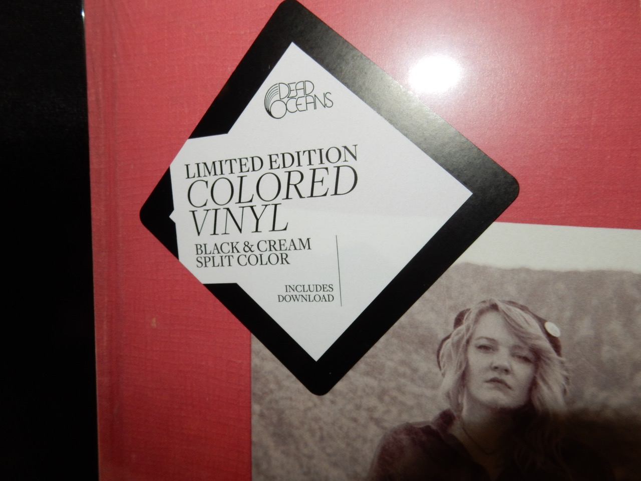 """Bleached """"Welcome To The Worms"""" Colored Vinyl LP"""