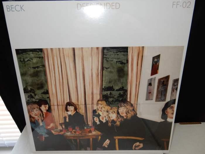 """Beck """"Defriended"""" Ltd Ed 12"""" Vinyl Single"""