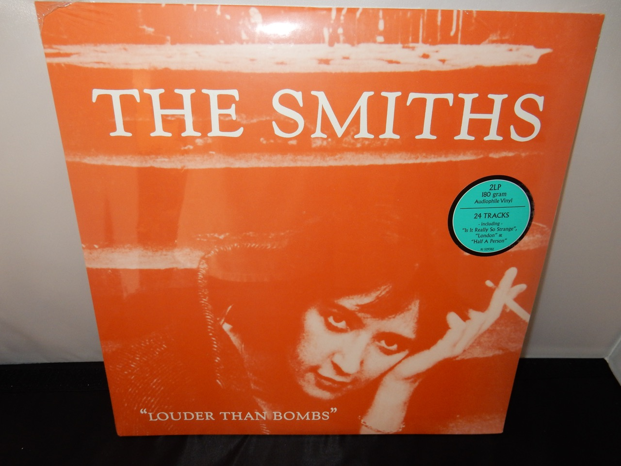 "Smiths ""Louder Than Bombs"" Remastered 180 Gram 2XLP Vinyl ..."