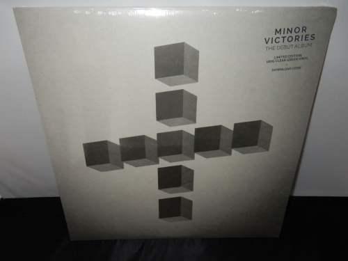"Minor Victories ""Minor Victories"" Ltd Ed 180 Gram Colored Vinyl"