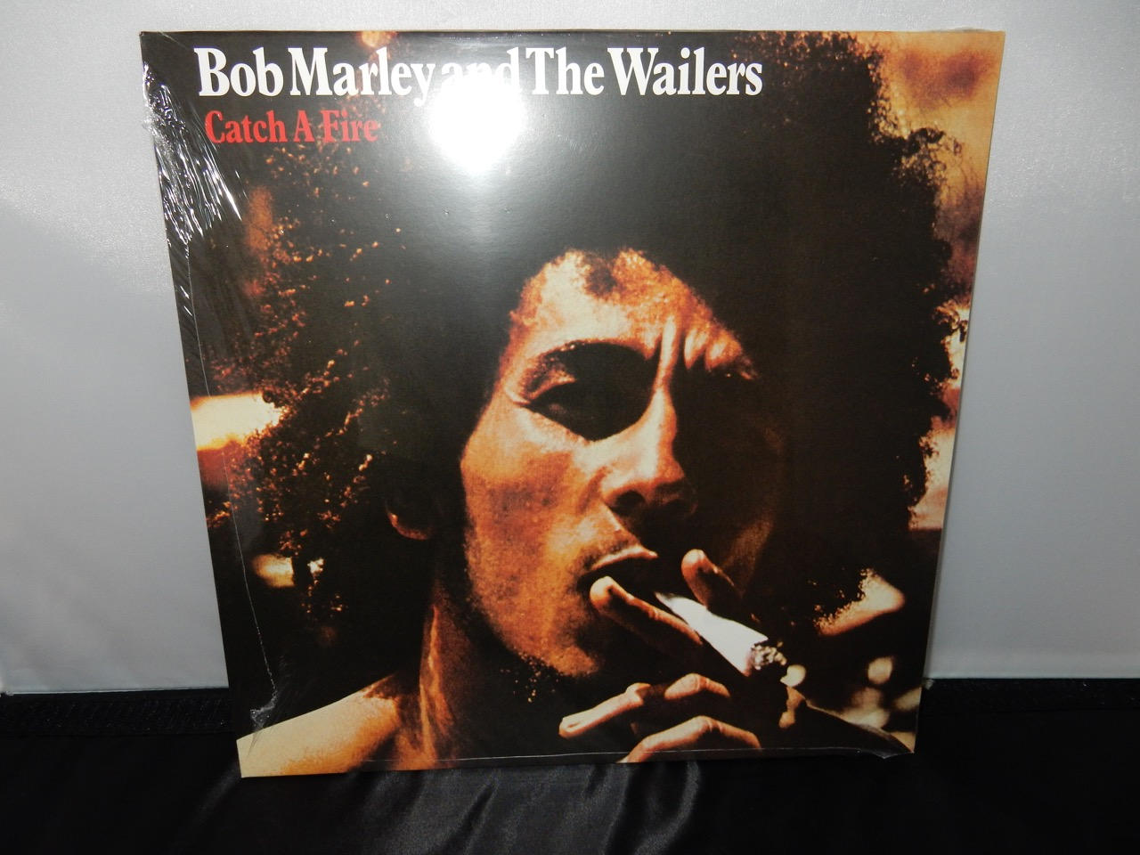 """Bob Marley & The Wailers """"Catch A Fire"""" 180 Gram Remastered Reissue"""