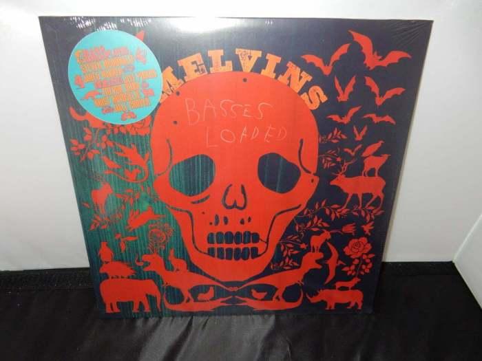 "Melvins ""Basses Loaded"" Vinyl LP 2016 Nirvana, Butthole Surfers"