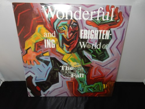 "Fall (The) ""Wonderful & Frightening World of the Fall"" 2015 Vinyl LP Reissue"