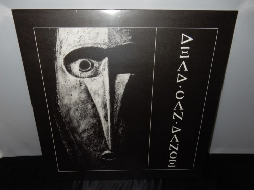 Dead Can Dance Self-Titled Record 2XLP 2016 Pressing 4AD