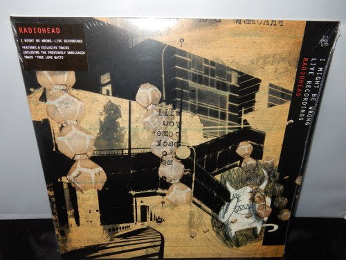 """Radiohead """"I Might Be Wrong"""" XL Recordings 2016 Reissue NEW"""
