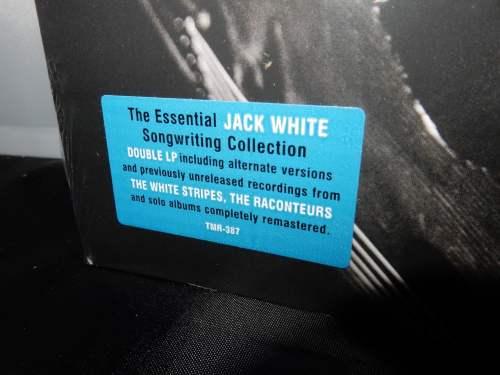 Jack White Acoustic Recordings 1998-2016 2XLP 180 Gram Gatefold