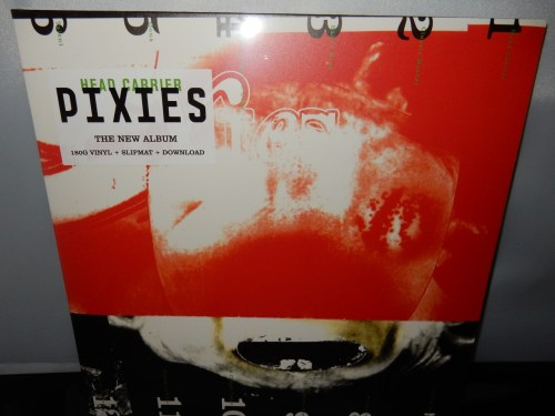 Pixies - ltd edition with slipmat