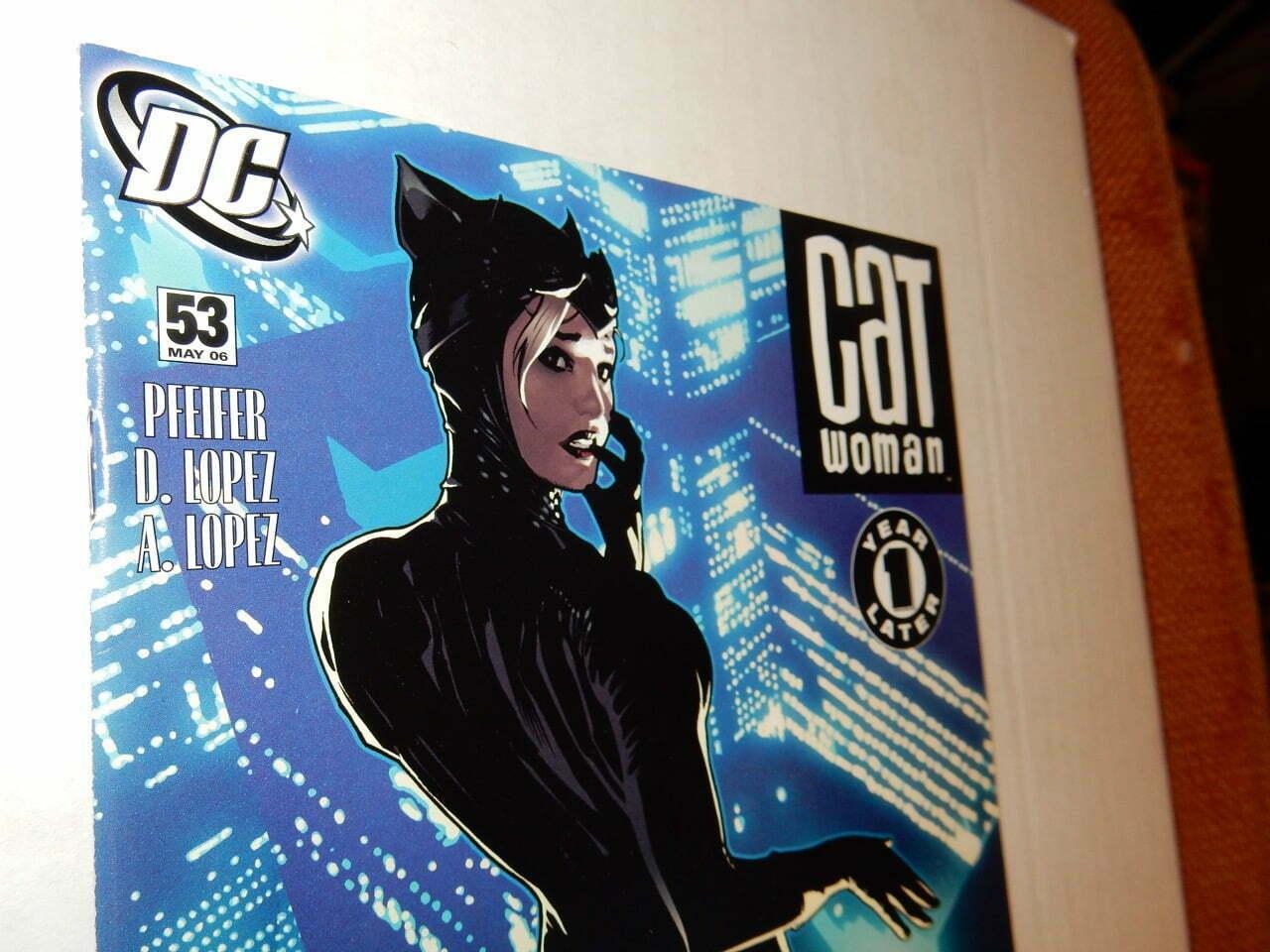 Catwoman #53 - Adam Hughes
