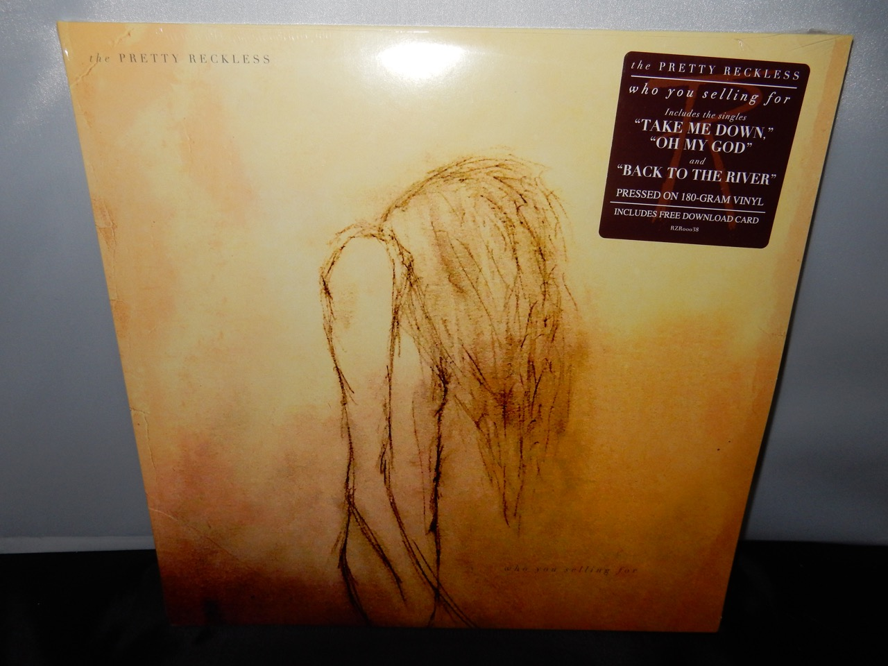 Pretty Reckless Vinyl
