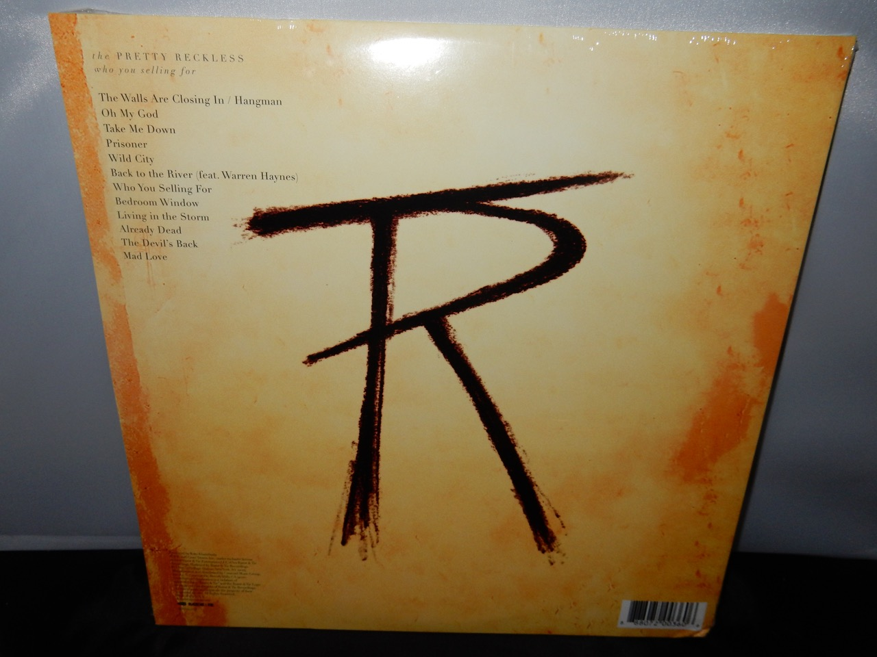 The Pretty Reckless Quot Who You Selling For Quot 2xlp 2016 Razor