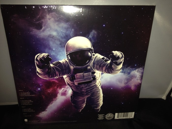 "Avenged Sevenfold ""The Stage"" Limited Edition Double Vinyl LP 2016"