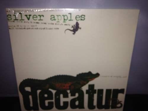 "Silver Apples ""Decatur"" Vinyl 2016"