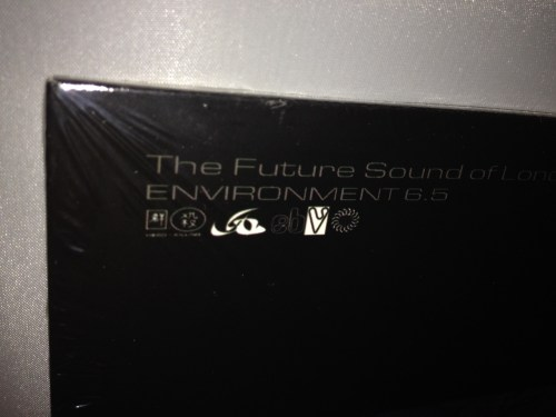 "The Future Sound of London ""Environment 6.5"" UK - Import Vinyl LP NEW 2016"