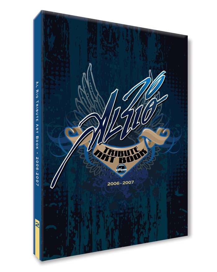 Al Rio Art Book Kickstarter