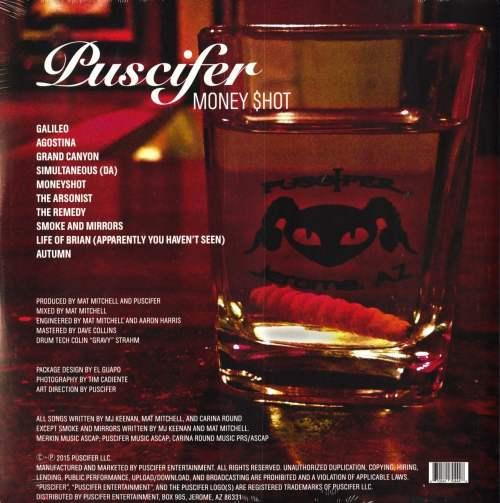 Puscifer - Money Shot - Vinyl