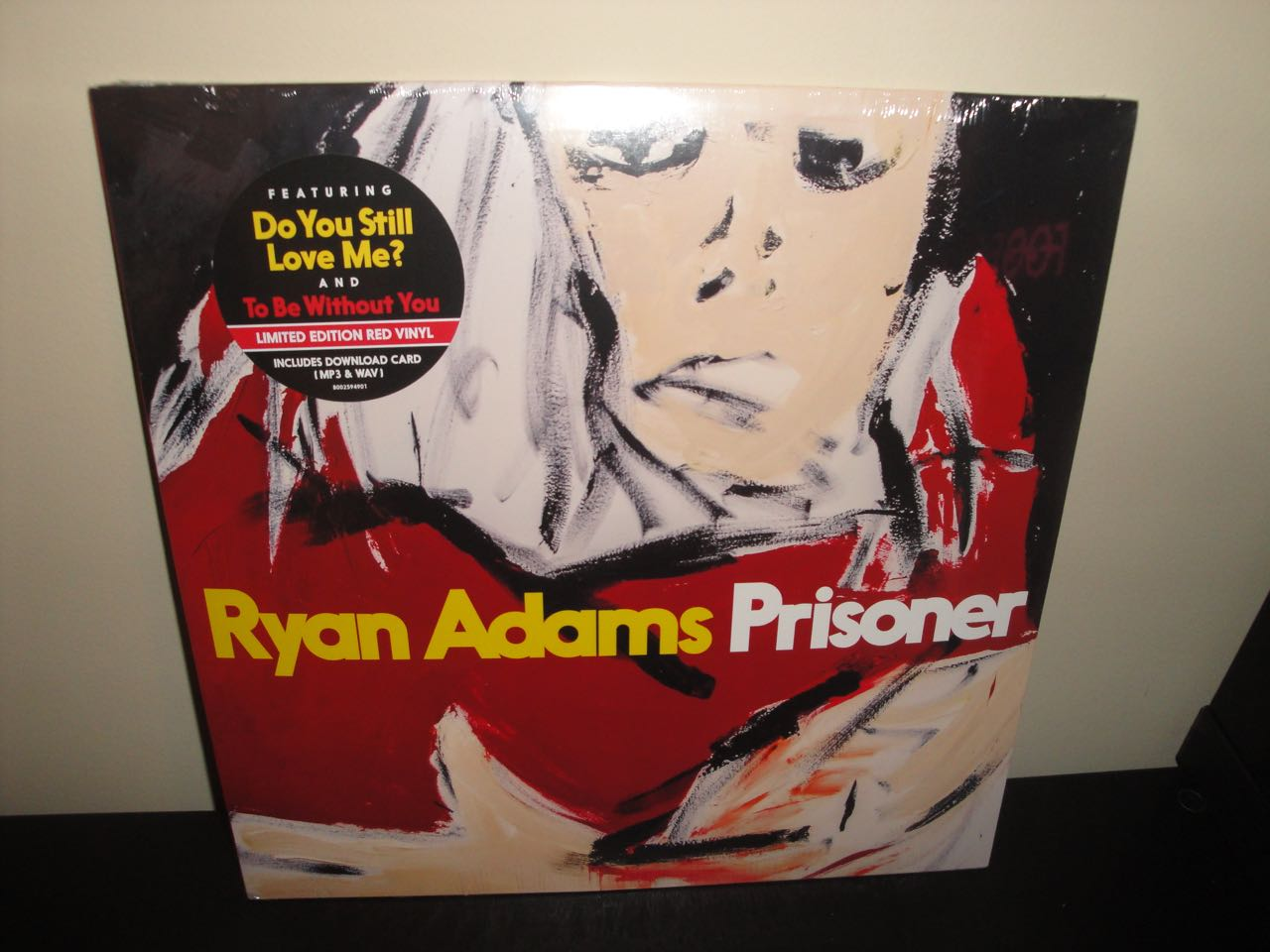 Ryan Adams Prisoner Vinyl