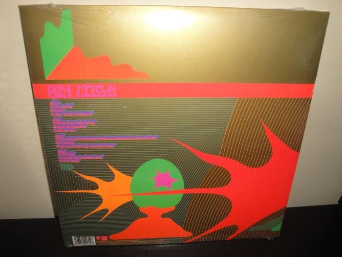 Flaming Lips - Colored Vinyl 2XLP
