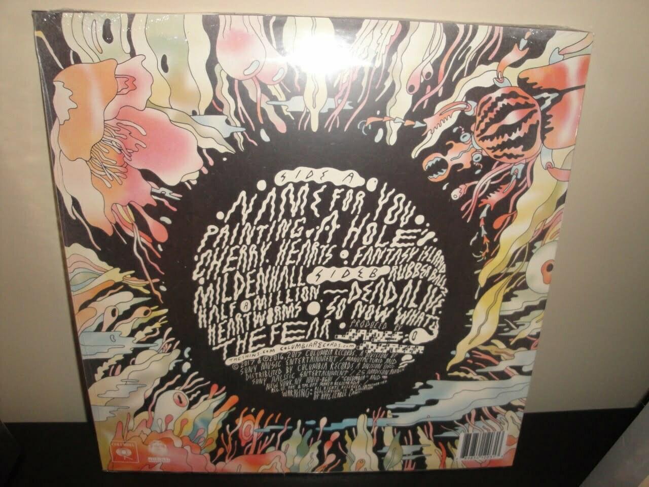 The Shins - Heartworms - 180 Gram Vinyl LP, New 2017
