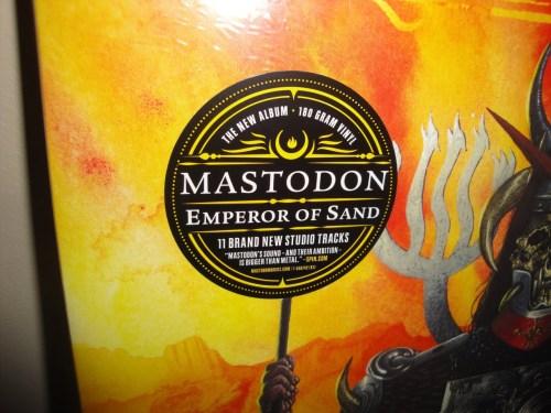 Mastodon - Emperor Of Sand - 2XLP 180 Gram New 2017