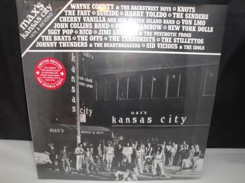 Various Artists - Max's Kansas City 1976 - Extended Version 2XLP 2017