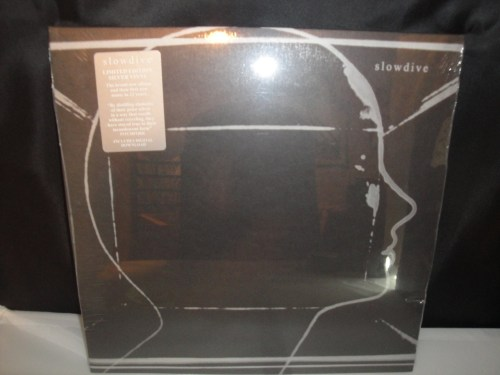 Slowdive - Slowdive - Limited Edition Colored Vinyl LP 2017