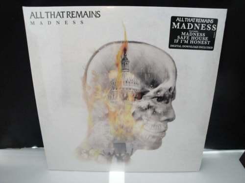 All That Remains - Madness - 2XLP Double Vinyl LP 2017