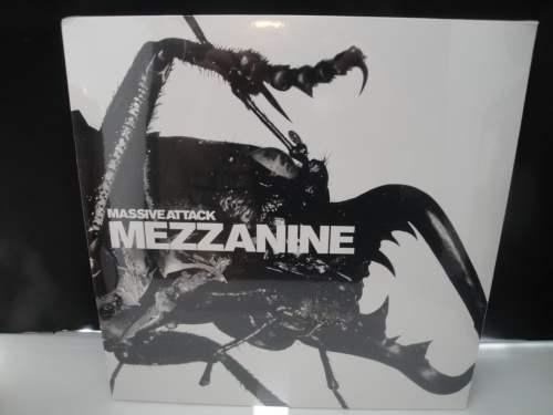 Massive Attack - Mezzanine - 2017 Double LP 180 Gram Vinyl