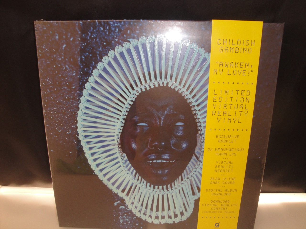awaken my love full album download